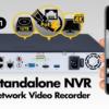 GV-Hot Swap VMS System V5 RevE-3U, 16-Bay, 8-Bay
